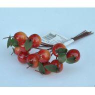 Красных ягодок букетик