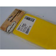Жёлтая пластичная замша