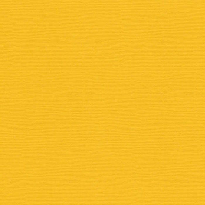 Кардсток текстурированный Шафраново-желтый для скрапбукинга