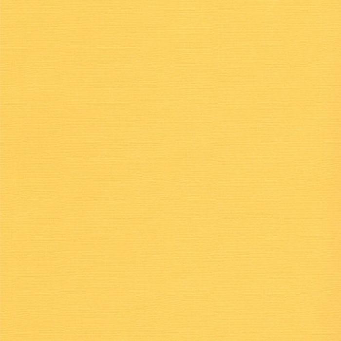 Кардсток текстурированный Спокойный канареечный для скрапбукинга