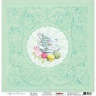 Бумага Чайная, коллекция Полуденный чай