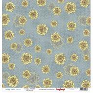 Бумага Цветочное зелье, коллекция Сказка про Фей