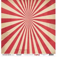 Бумага На арене, коллекция Старый цирк