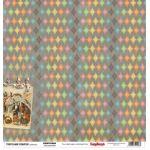 Бумага Фейерверк, коллекция Старый цирк