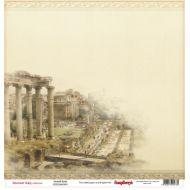 Бумага Древний Рим, коллекция Итальянские каникулы