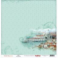 Бумага Венеция, коллекция Итальянские каникулы