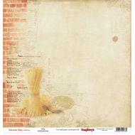 Бумага Сицилия, коллекция Итальянские каникулы
