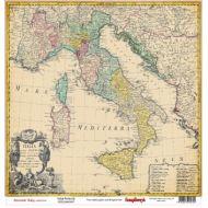Бумага Италия, коллекция Итальянские каникулы
