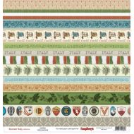 Бумага Ювентус, коллекция Итальянские каникулы