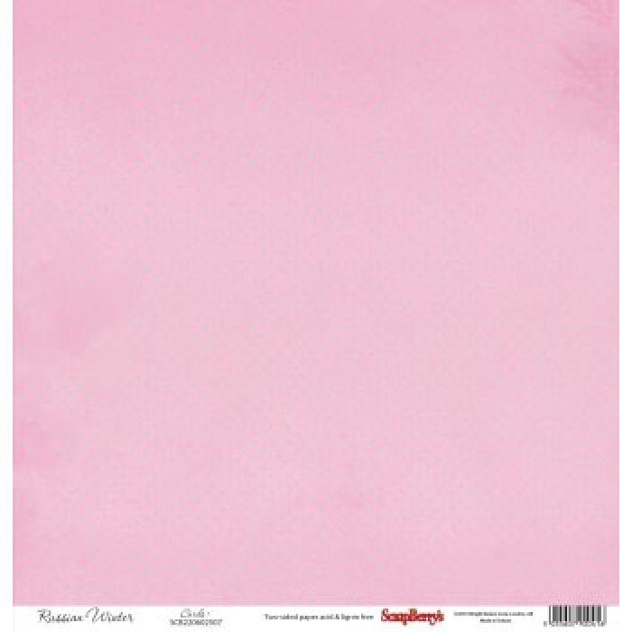 Бумага Букет полевых цветов, коллекция Летняя Радость для скрапбукинга