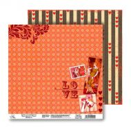 Бумага LOVE, коллекция История любви