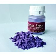 Перламутровая пудра фиолетовая