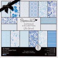 Набор бумаги Burleigh Blue