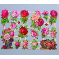 """Миниатюрное изображение для скрапбукинга """"Благородные розы"""""""