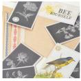 Перфорированный лист, коллекция Field notes для скрапбукинга