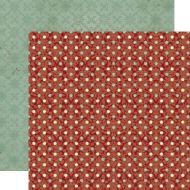 Бумага Peppermint, коллекция Jingle