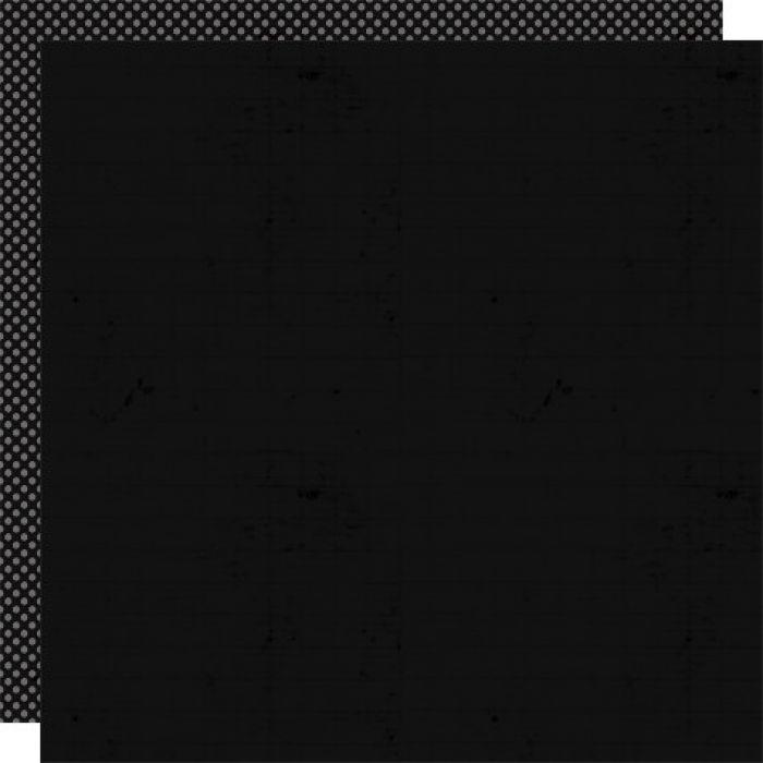 Бумага Charcoal, коллекция Lily Bee Stationery для скрапбукинга