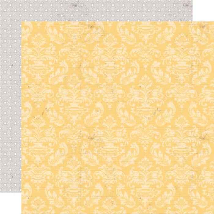 Бумага Queen Bee, коллекция Buttercup для скрапбукинга