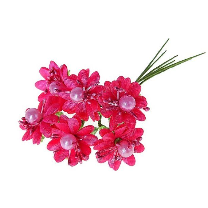 Цветы Фуксия для скрапбукинга