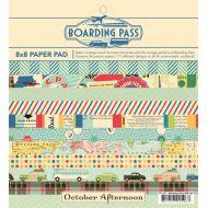 Набор бумаги Boarding Pass, 20 х 20 см