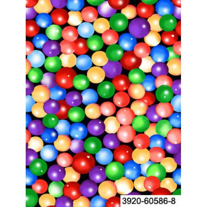 Отрез ткани 8, коллекция Праздничные конфеты для скрапбукинга