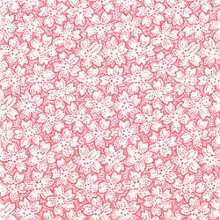 Отрез ткани Rose, коллекция Оттенки самоцветов для скрапбукинга