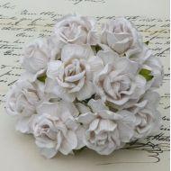 Розы дикая белая 40 мм