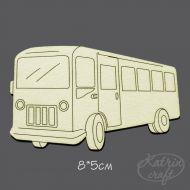 Чипборд Автобус