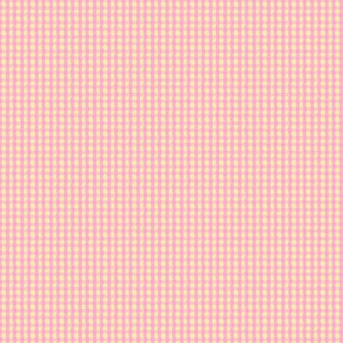 """Бумага  """"Soft Tints Yellow/Pink Gingham"""" для скрапбукинга"""