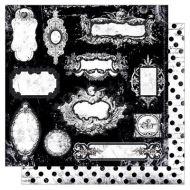 Бумага Fairytales, коллекция Enchanted