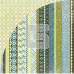 Бумага, коллекция  Marjolaine, Fudge Truffle