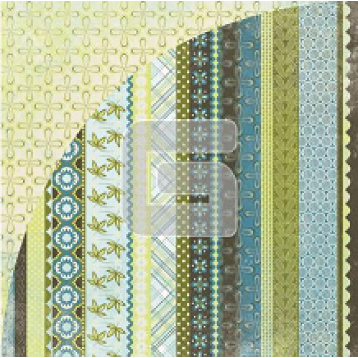 Бумага, коллекция  Marjolaine, Fudge Truffle для скрапбукинга