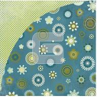 Бумага, коллекция  Hazelnut Daquiose, Fudge Truffle