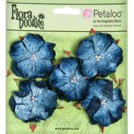 Набор цветов  Роза дикая синяя