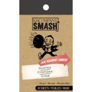 Блокнот Smash: Торжественные слова