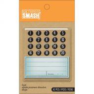 Набор Smash: цифры и бланки для подписей