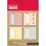 Тэги-ярлычки: Smash, бумажные