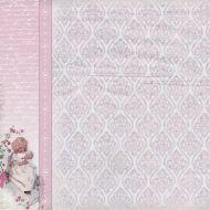 Бумага Девочка, коллекция Малыш и малышка
