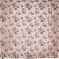 Бумага Нежные розы, коллекция Романс