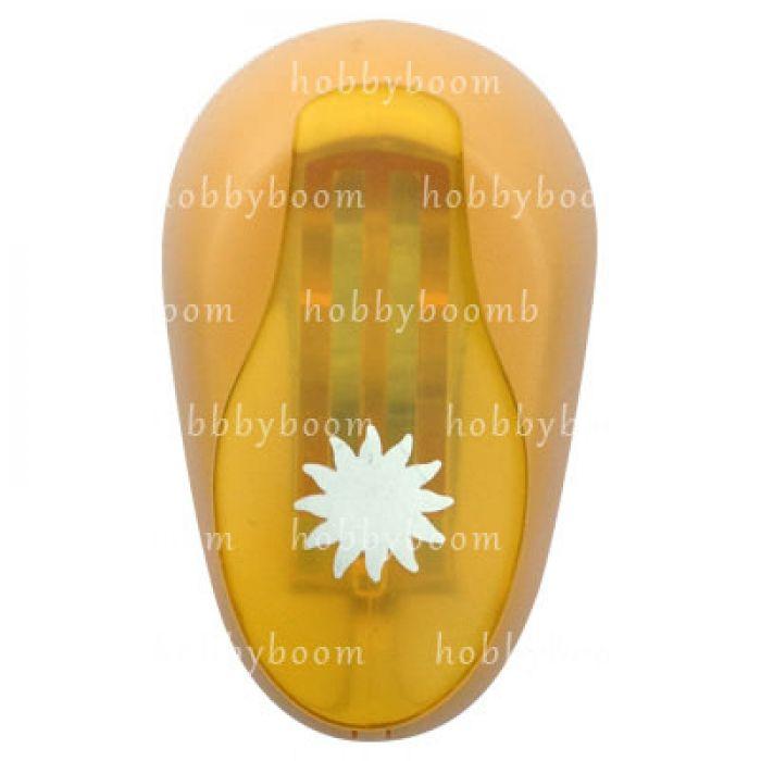 Дырокол фигурный Цветок, 1 см для скрапбукинга