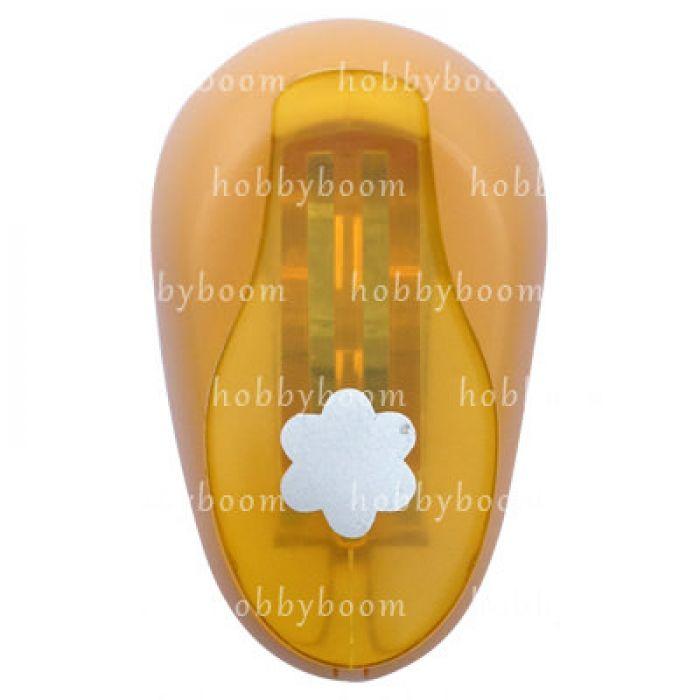 Дырокол фигурный цветок №3, 1 см для скрапбукинга