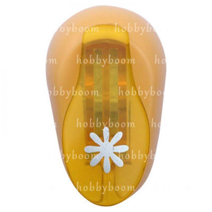 Дырокол фигурный Маргаритка, 1 см для скрапбукинга