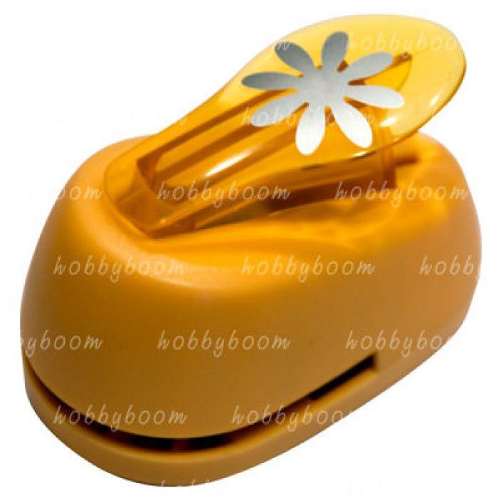 Дырокол фигурный  Цветок, 1,8 см для скрапбукинга