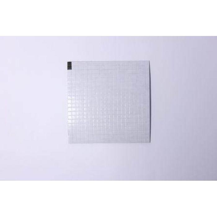 Клеевые подушечки объемные, черные, высота 1 мм, размер 5x5мм для скрапбукинга