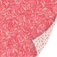 Бумага Strawberry Whimsy, коллекция  Vanilla Sunshine