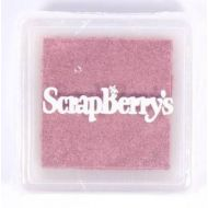 Пигментные чернила шебби-розовые