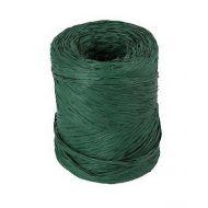 Рафия синтетическая зеленая