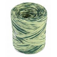 Рафия синтетическая зелено-салатовая
