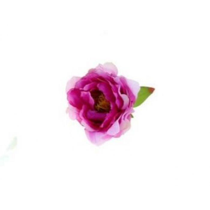 Пион фиолетовый для скрапбукинга