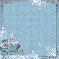 Бумага Малыш, коллекция Малыш и малышка